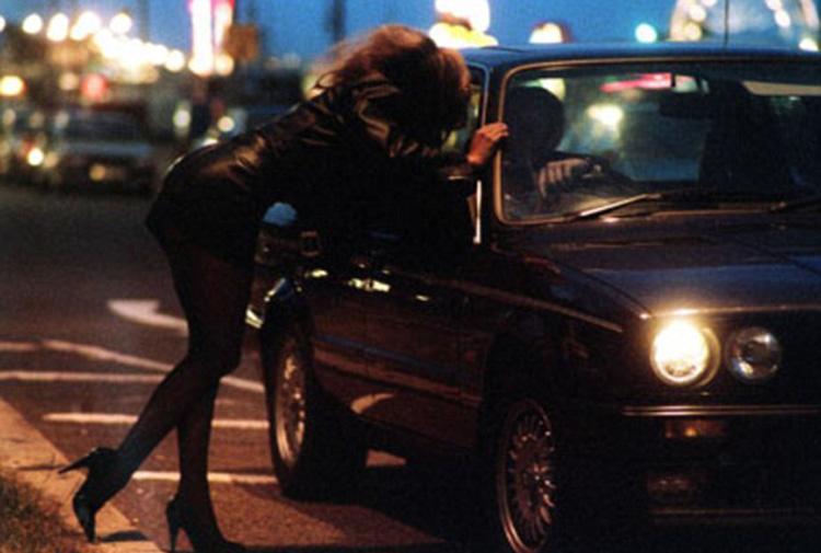 Porque procuram os homens as prostitutas?