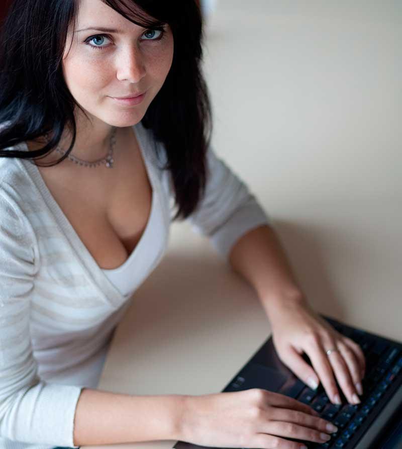 mulheres gostam de pornografia na web