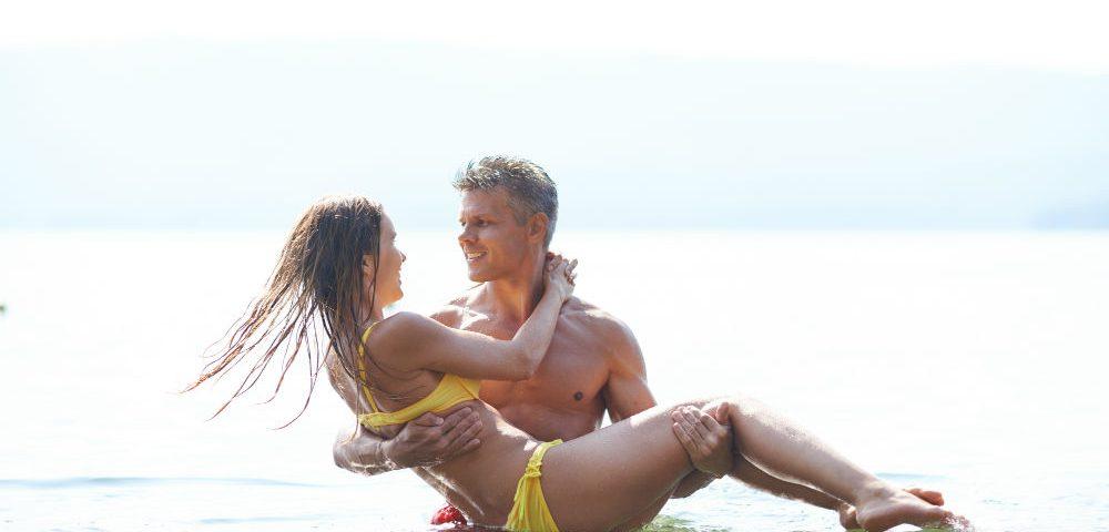 Todos deviam experimentar sexo na praia - As aventuras da Teresa